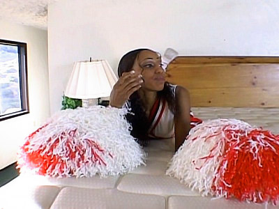Cheerleader Hardcore uniform fetish video